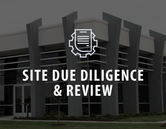 Site Due Diligence & Review | Pages